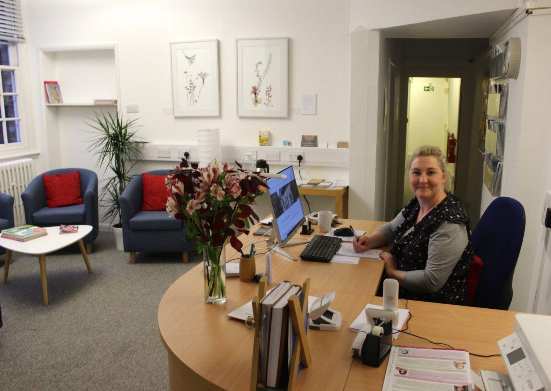 Open Door lewes reception image